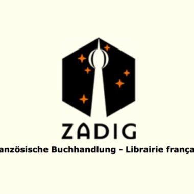 Zadig, librairie française à Berlin-Mitte