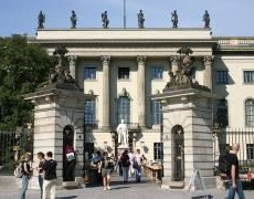Les études à Berlin