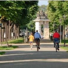 Visiter Potsdam à vélo