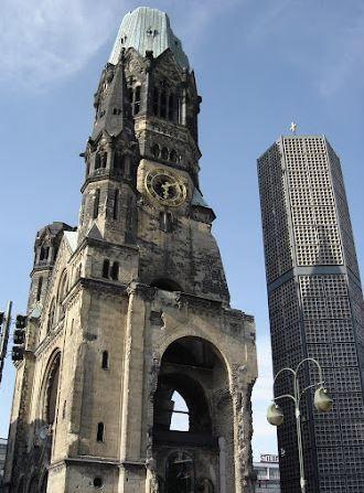 Kaiser Wilhelm Ged 228 Chtniskirche L Eglise Du Souvenir