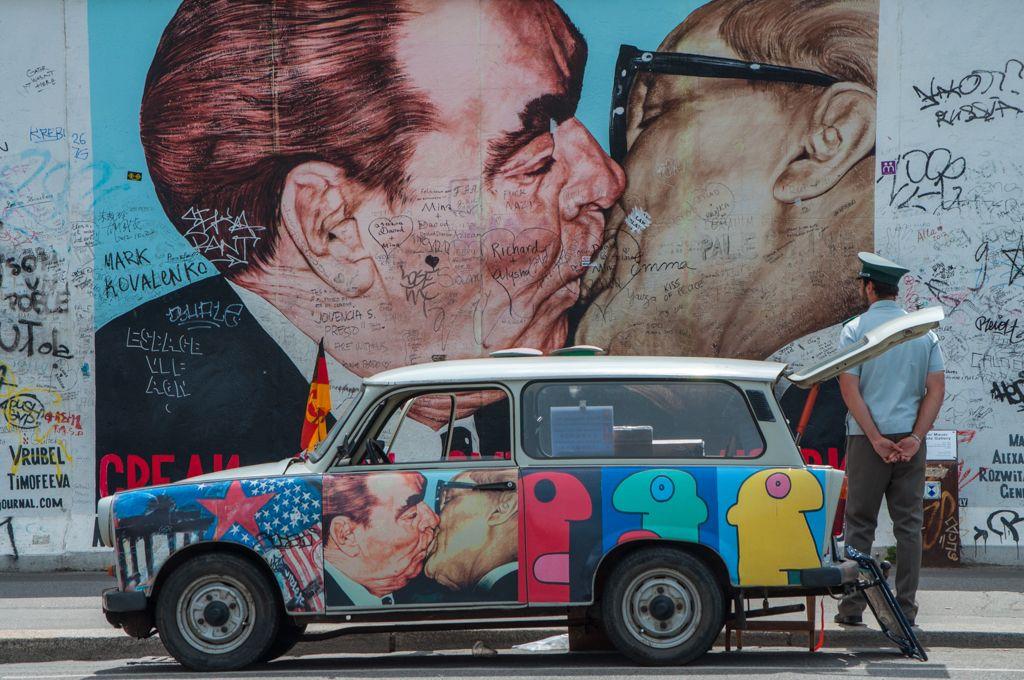 L East Side Gallery Le Mur De Berlin Transform 233 En Uvre D Art Vivre 224 Berlin