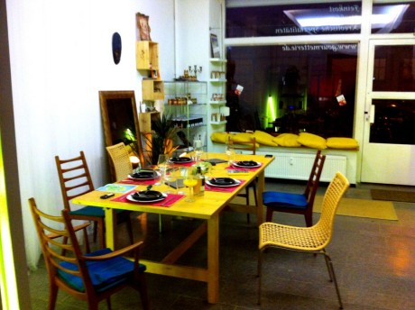 Cap sur la cuisine r unionnaise vivre berlin for La cuisine reunionnaise