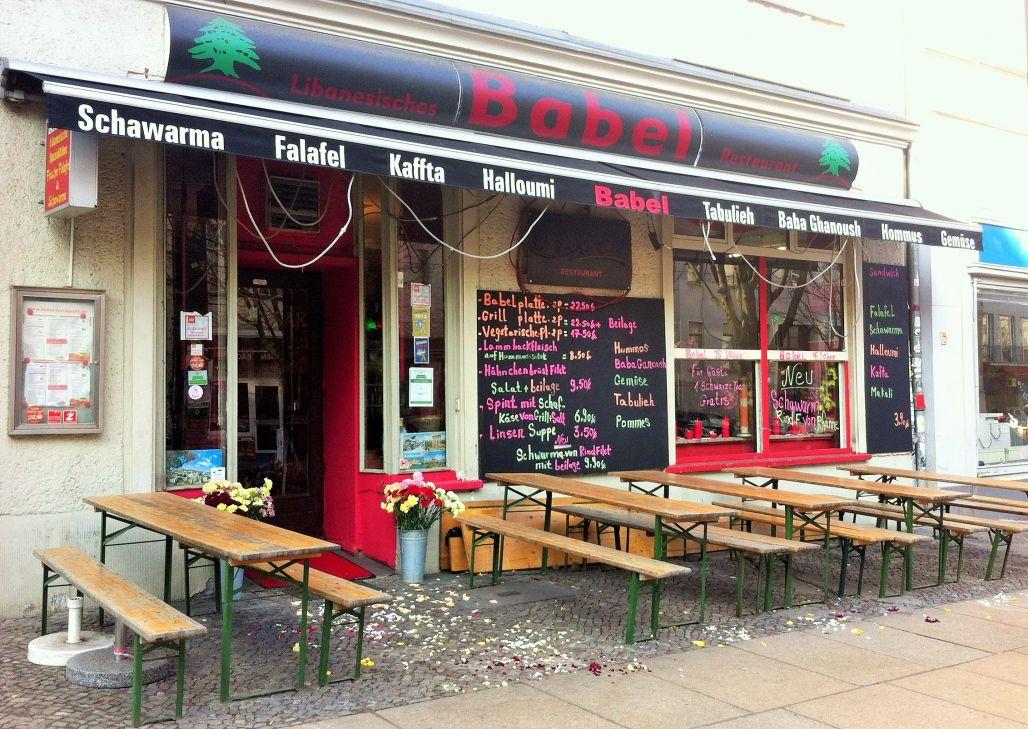 babel pas de tour mais des falafels vivre 224 berlin