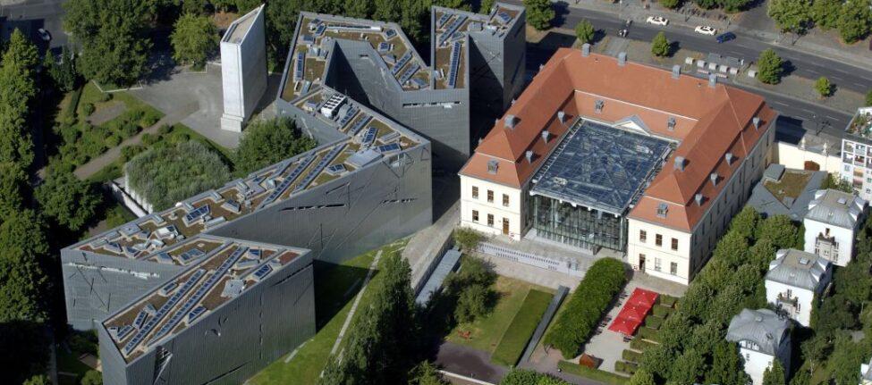 LE JÜDISCHES MUSEUM – L'ARCHITECTURE DU MUSÉE JUIF DE BERLIN