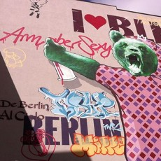 Le street art Berlinois