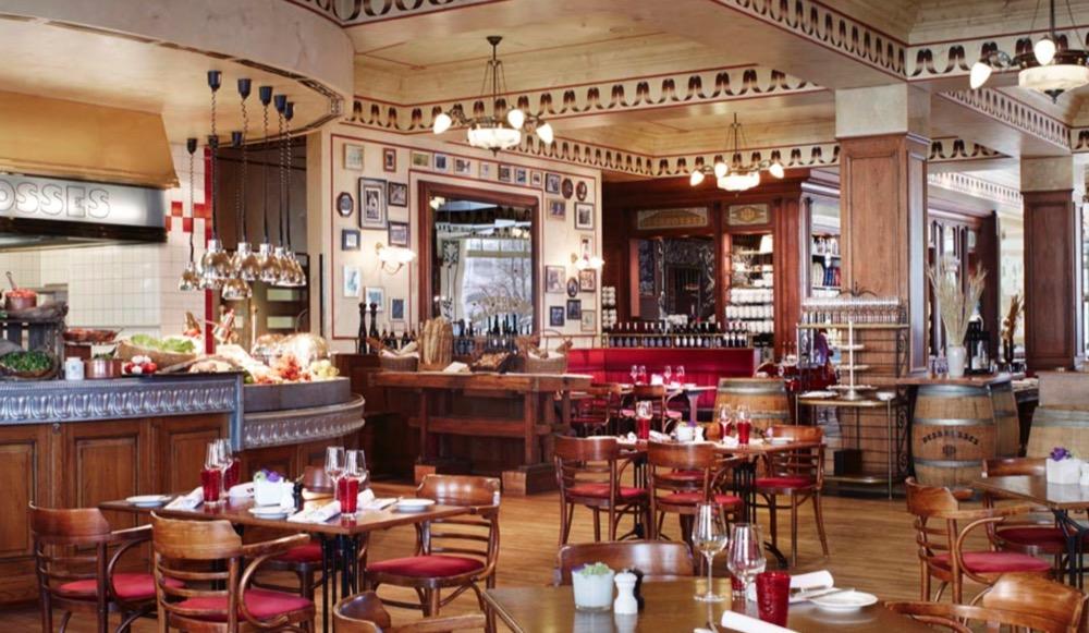 © Brasserie Desbrosses, The Ritz-Carlton, Berlin