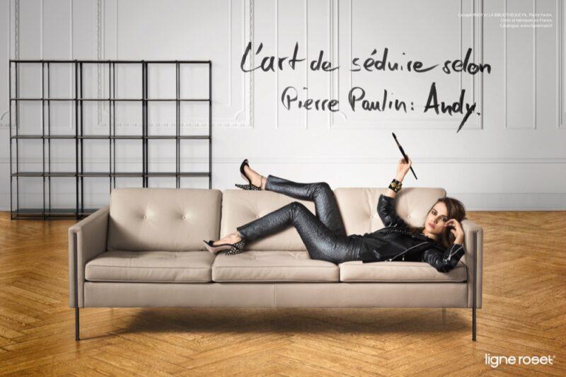 ligne roset andy votre canap complice vivre berlin. Black Bedroom Furniture Sets. Home Design Ideas
