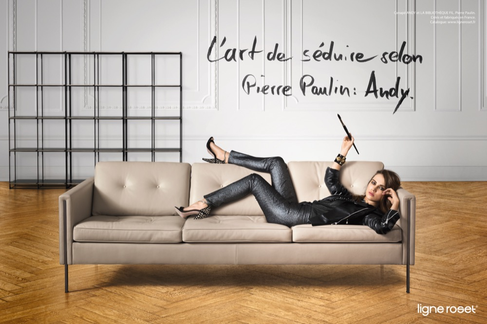 ligne roset andy votre canap complice vivre berlin. Black Bedroom Furniture Sets. Home Design Ideas