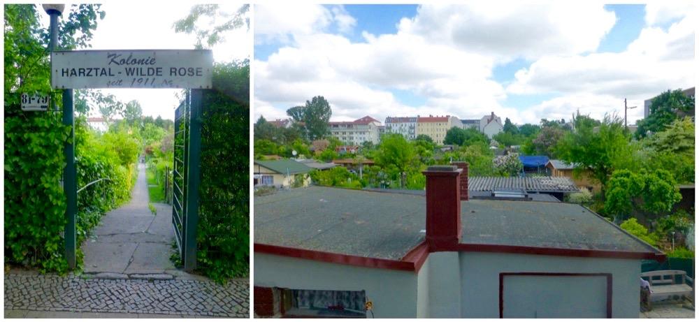 Les Kolonien de Berlin : jardins communautaires