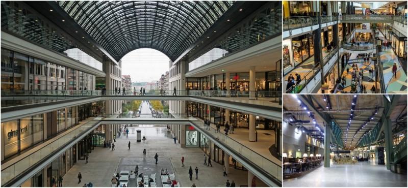 east side mall le centre commercial du futur vivre berlin. Black Bedroom Furniture Sets. Home Design Ideas