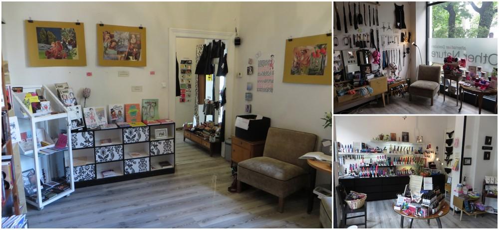 un sex shop d 39 un genre nouveau vivre berlin. Black Bedroom Furniture Sets. Home Design Ideas