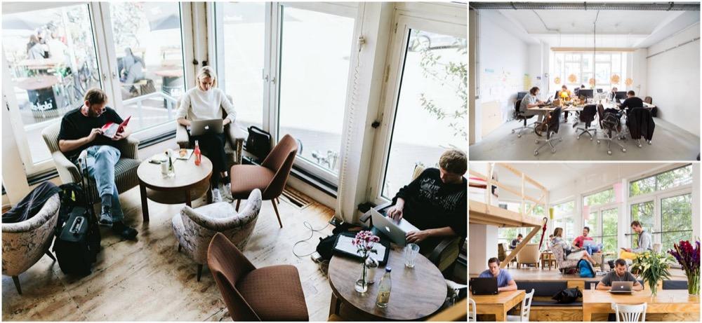 co working space betahaus vivre berlin. Black Bedroom Furniture Sets. Home Design Ideas