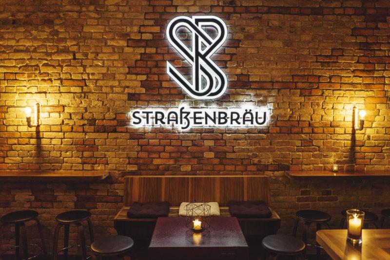 La brasserie Strassenbräu