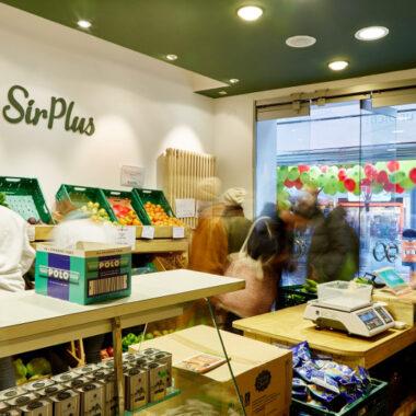 Sir Plus supermarché