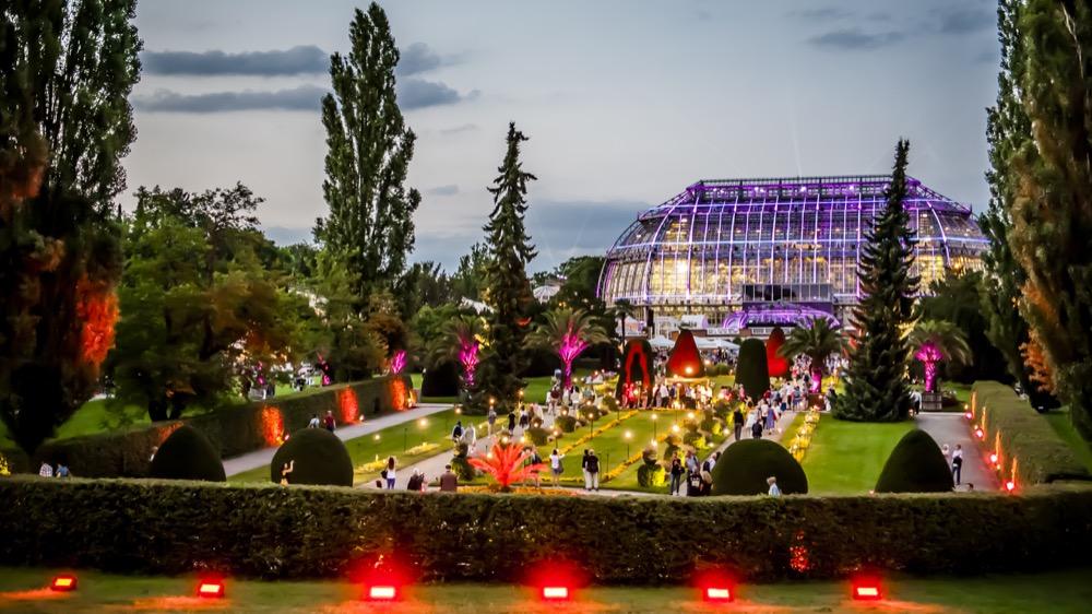 La 10è Nuit Botanique, un spectacle nocturne féérique - Vivre à Berlin