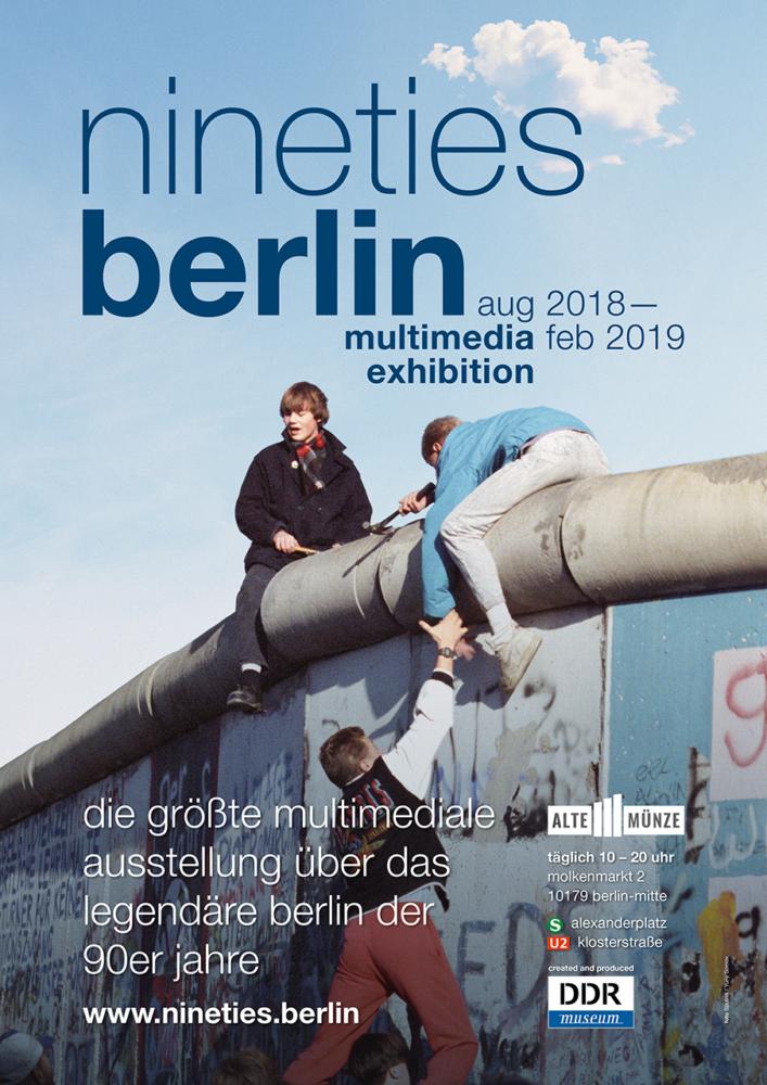 nineties berlin