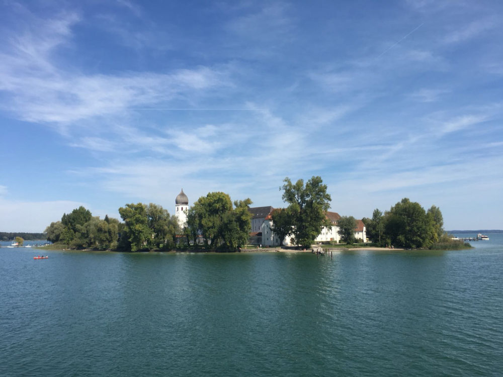 Chiemsee Fraueninsel - Munich
