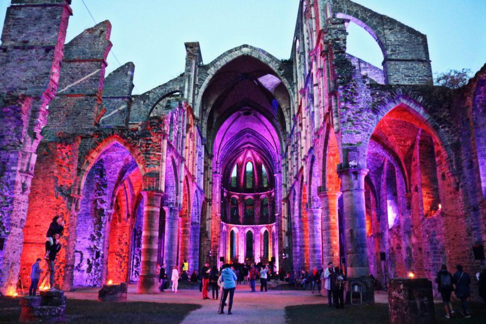 Nuit des chœurs à l'Abbaye Villers-la-Ville