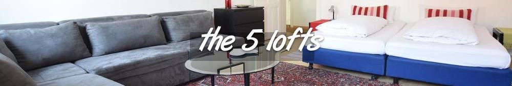the 5 lofts
