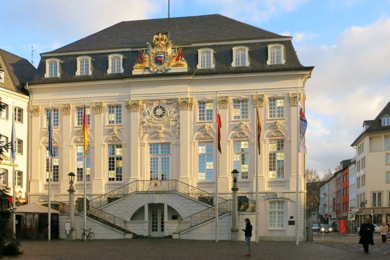L'Altes Rathaus de Bonn