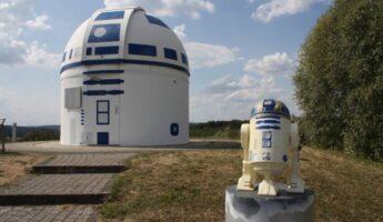 L'observatoire de Zweibrücken en Allemagne