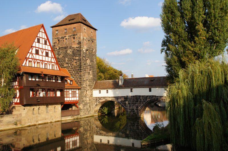 L'ancien dépot de vin de Nuremberg