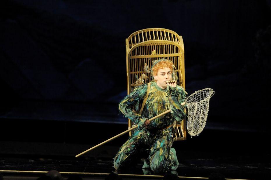 Papageno et sa flûte de Pan